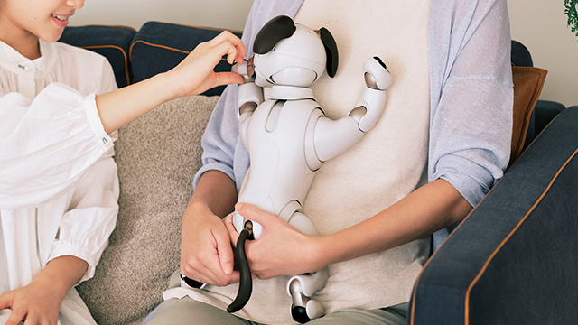 Life with aibo 3